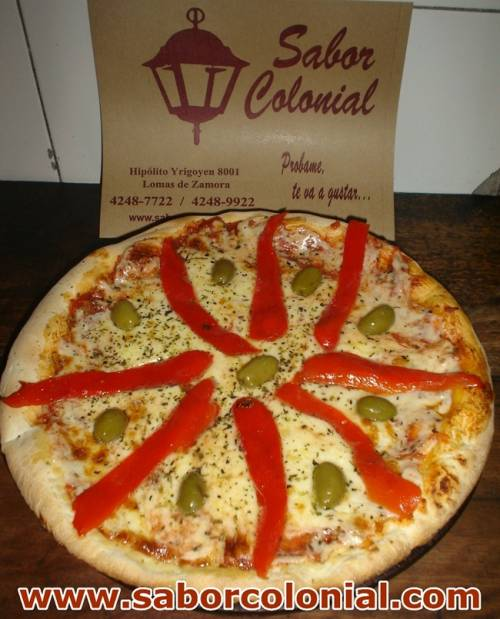 pizza Gran Colonial
